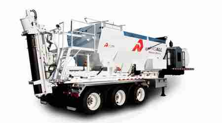 mixers models P95 Trailer gallery 2